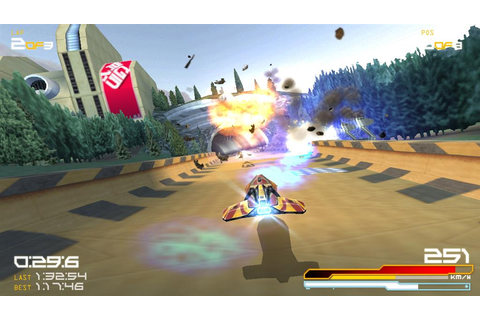 CONTACT :: Wipeout Pure full game free pc, download, play ...