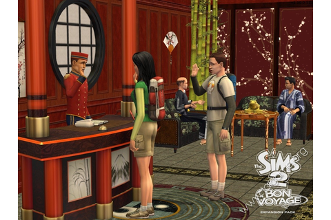 The Sims 2: Bon Voyage - Download Free Full Games ...