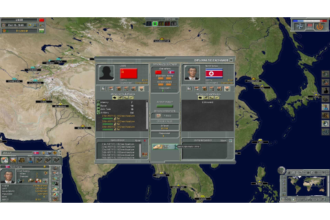 Supreme Ruler: Cold War PC Review | GameWatcher