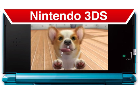 Nintendogs + Cats - Nintendo 3DS - Trailer - YouTube