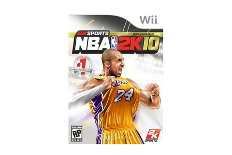 NBA 2k10 Wii Game 2K GAMES - Newegg.com