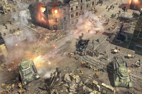 3rd-strike.com | Company of Heroes 2- Review