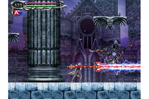 Report: New Castlevania Game Coming to 3DS, Consoles - IGN