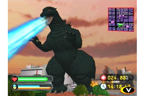Godzilla Generations Details - LaunchBox Games Database