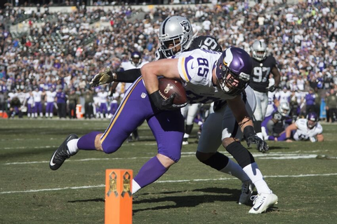 Minnesota Vikings at Oakland Raiders: Week 10 game review ...