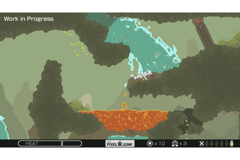 PixelJunk™ Shooter E3 Trailer - YouTube