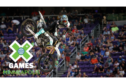 Moto X Best Whip: FULL BROADCAST | X Games Minneapolis ...
