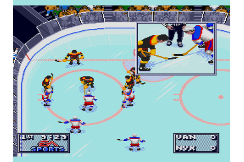 NHL 95 Download Game | GameFabrique