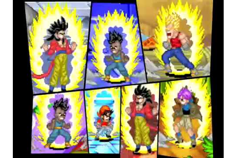 Dragon Ball GT: GBA Game Transformation - Commercial ...