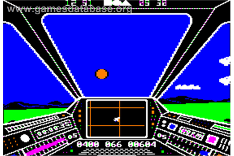 Sky Fox - Apple II - Games Database