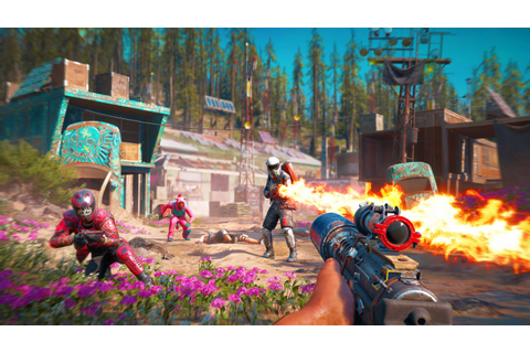 Far Cry New Dawn Review – A Paint-By-Numbers Sequel - Game ...