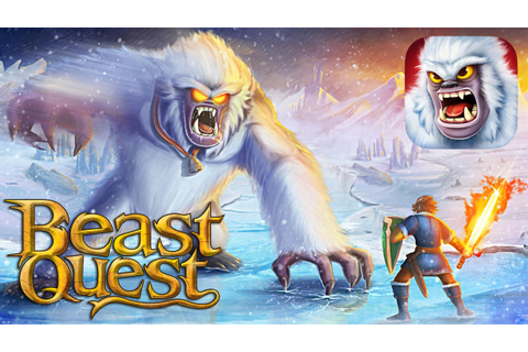 Beast Quest - OUT NOW on iOS, Android and Windows Phone ...