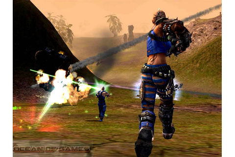 Unreal Tournament 2004 Free Download - Ocean Of Games