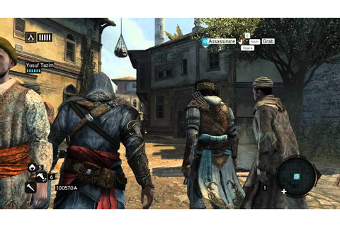 Assassin's Creed:Revelations PC Max Settings Gameplay[FULL ...