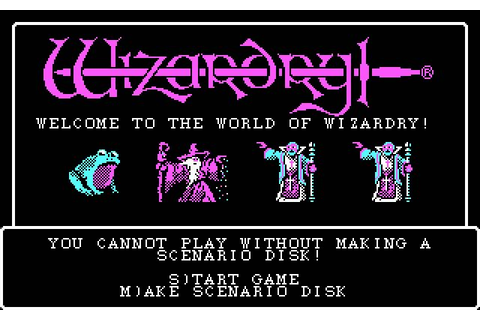 Download Wizardry 1: Proving grounds of the mad overlord ...
