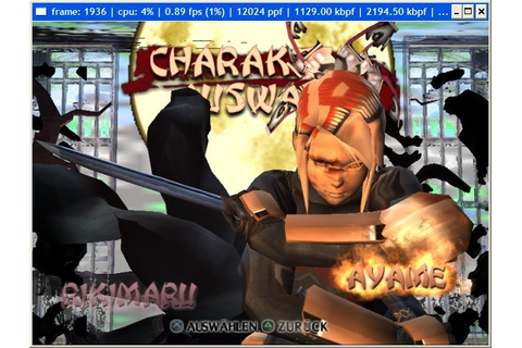 Tenchu: Wrath of Heaven - PCSX2 Wiki