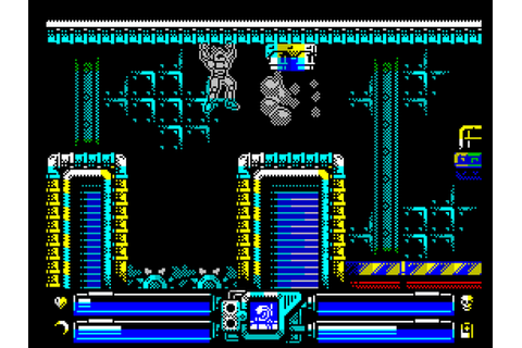 Power Blade 3 – ZX Online - Modern ZX Spectrum Games