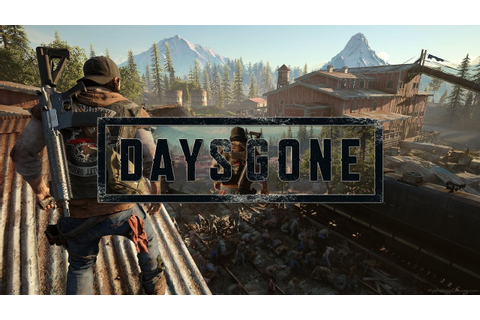 Days Gone Gameplay - YouTube
