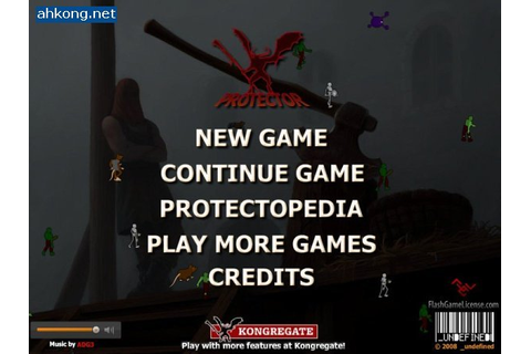 Protector – Flash Game – Download | ahkong.net