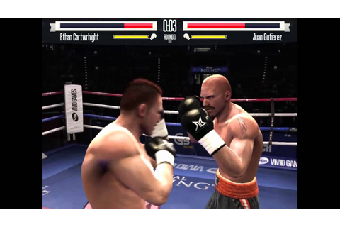 Real Boxing/Xbox One / Gameplay/ #1 - YouTube