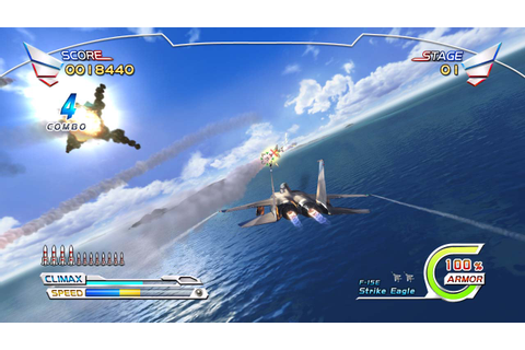 After Burner Climax™ | SEGA