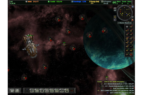 AI War: Fleet Command PC review - DarkZero