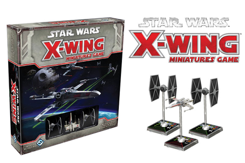 The Force Is Strong With the Star Wars X-Wing Miniatures ...