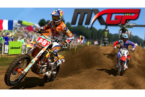 MXGP - Motocross Game - YouTube