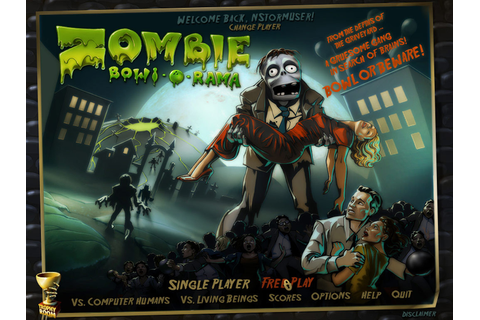 Download Zombie Bowl-O-Rama [ MEDIAFIRE ]download game ...