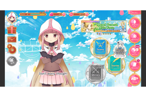 Magia Record is Now Also Available on Android | GamePress