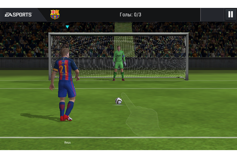 FIFA Mobile - Android games - Download free. FIFA Mobile ...