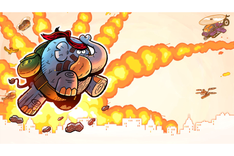 Tembo The Badass Elephant - GeekGamer