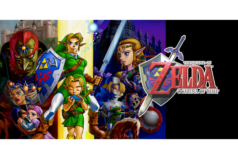 The Legend of Zelda: Ocarina of Time | Nintendo 64 | Games ...