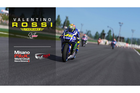 Valentino Rossi The Game - Misano Trailer - YouTube