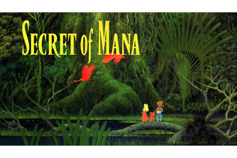 Podcast: Secret of Mana Game Club | Gaming History 101