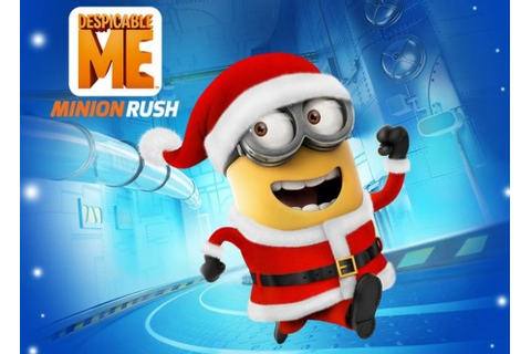 [Patcher] Despicable Me: Minion Rush v2.5.0 +3 [Christmas ...