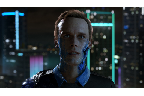 Detroit: Become Human Demo Live; Game Has 37K+ Animations ...