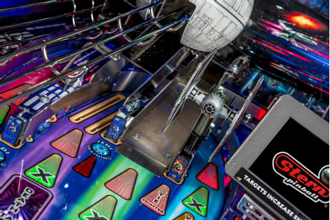 Star Wars by Stern Pinball - Pinball Heaven