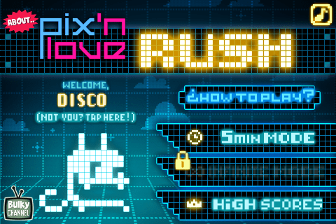 Pix'n Love Rush for iPhone - Download