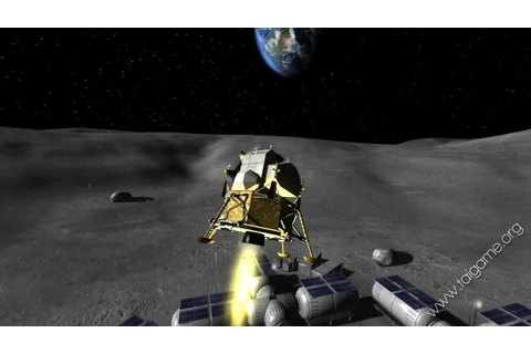 Lunar Flight - Download Free Full Games | Simulation games