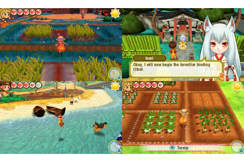 Review: Story of Seasons: Trio of Towns