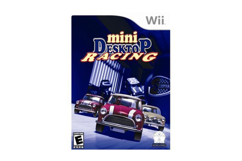 Mini Desktop Racing Wii Game - Newegg.com