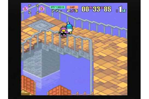 Hashire Hebereke gameplay on super famicom - YouTube