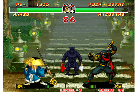 Samurai Shodown II ROM Download for Neo Geo - Rom Hustler
