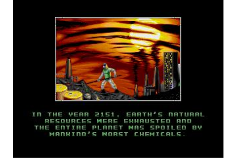 Subtrade: Return to Irata Download (1992 Strategy Game)