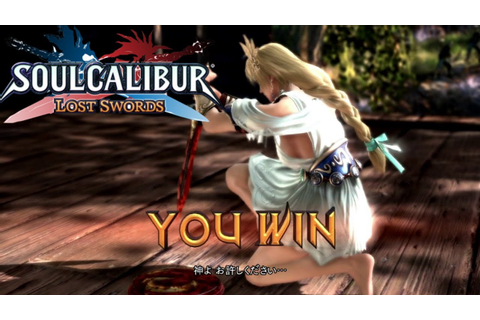 Soul Calibur: Lost Swords Beta - Sophita Gameplay - YouTube