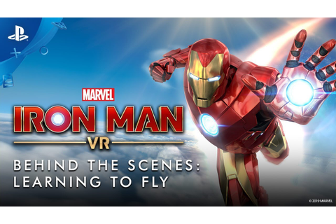Marvel's Iron Man VR Behind the Scenes Trailer Released ...