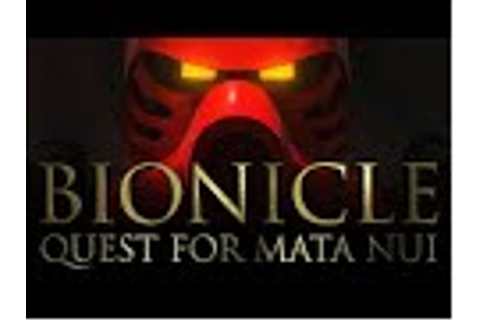 Bionicle: Quest for Mata Nui - Trailer (Fan Made Open ...