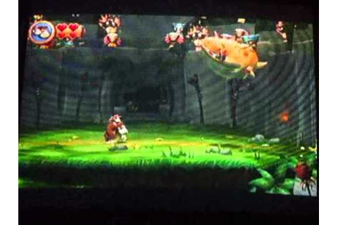 Let's Play Donkey Kong Country Returns Wii Ita Parte 5 ...