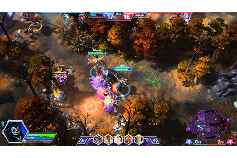 Heroes of the Storm: Chen Stormstout (Gameplay) - YouTube